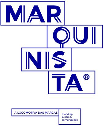 Marquinista - branding turismo comunicação